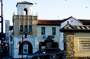 San Carlos Ave El Camino Real 2